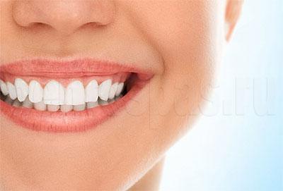 Зубы после удаления зубного камня